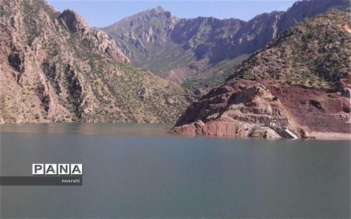 ورودی آب به سدهای تهران 20 درصد کاهش یافت