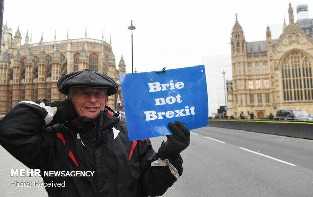 سفر نمایندگان انگلیس به بروکسل برای انجام آخرین دور مذاکرات