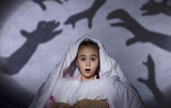 انواع ترس در بچه ها و روشهای مؤثر برای غلبه بر آنها