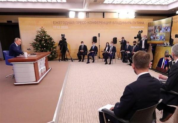 پوتین: هکرهای روسیه در امور داخلی آمریکا دخالت نکرده اند