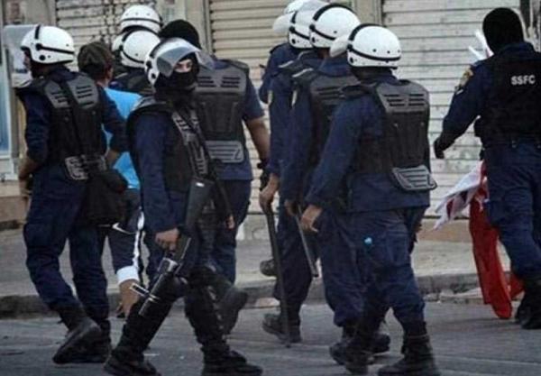 سرکوب ملت بحرین به دست مزدوران امنیتی
