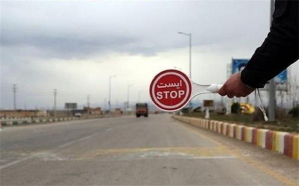 محدودیت یلدایی؛ اعمال ممنوعیت تردد خودروها بعد از ساعت 20 در همه شهرهای قرمز و نارنجی