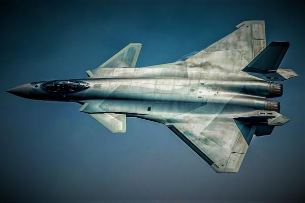 آشنایی با جت جنگنده J-20 چنگدو