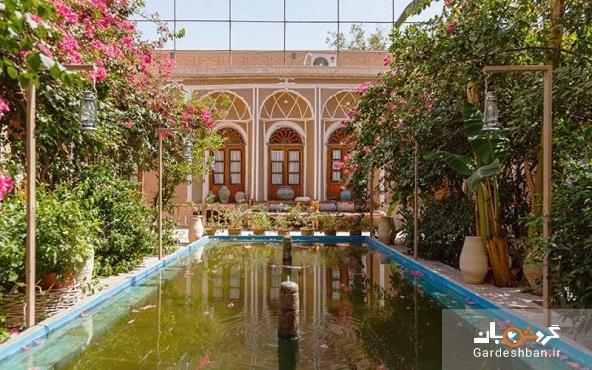 هتل کهن کاشانه یزد؛ اقامتگاهی تاریخی و زیبا
