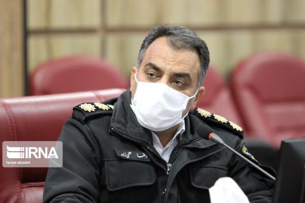 خبرنگاران 35 تیم پلیس محورهای پرتردد ایلام را در تعطیلات خاتمه هفته رصد می کند