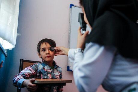 خبرنگاران 374 هزار و 790 کودک در استان تهران غربالگری بینایی شدند