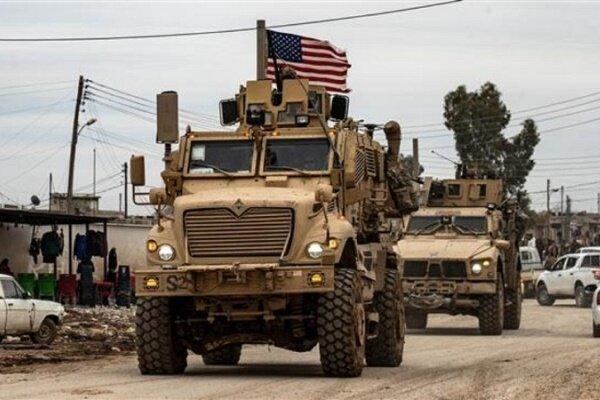 حمله به کاروان لجستیک نظامیان آمریکا در جنوب عراق