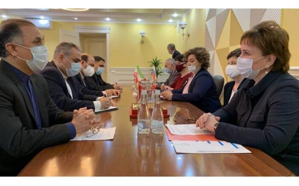 گسترش همکاری آستراخان روسیه با ایران به درخواست مقامات مالی روسیه