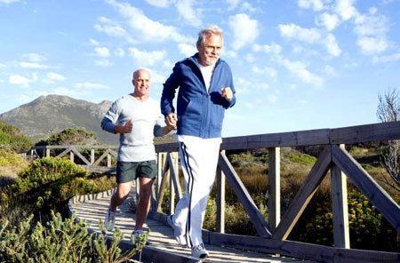 یک زندگی سالم پس از 60 سالگی