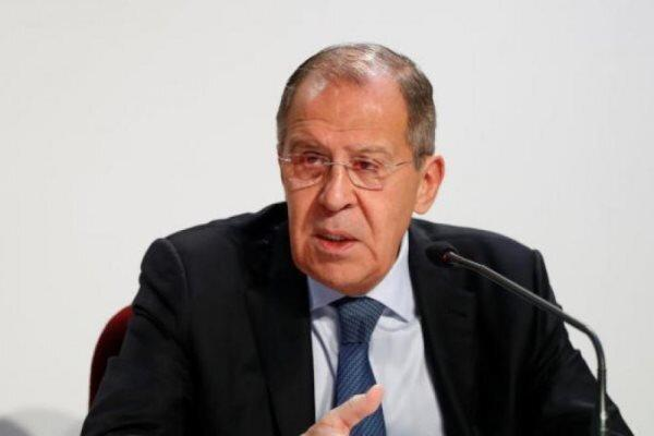لاوروف: آمریکا موضع احمقانه ای را مقابل روسیه در پیش گرفته است