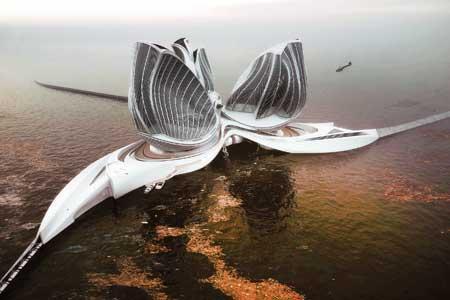 ابرسازه ای برای پاک سازی اقیانوس ها