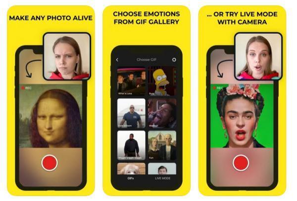 اپلیکیشن Avatarify برای ساختن ویدئوهای دیپ فیک بامزه: عکس ها را به میل خود به حرکت درآورید و کاری کنید که از حرکات و حالت صورت شما پیروی کنند!
