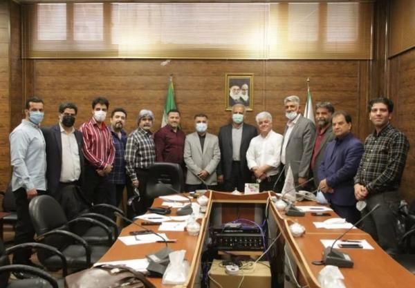 دومین نشست فنی کمیته مرشدان ورزش های زورخانه ای برگزار گردید