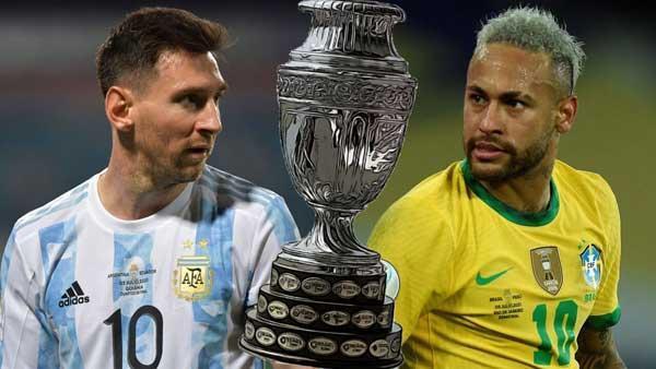 تقابل منطق برزیلی و احساس آرژانتینی (