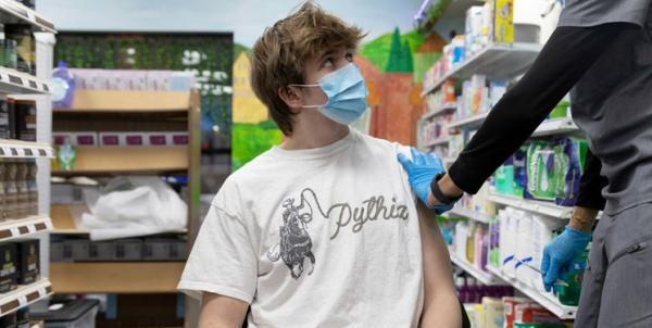 رویترز: جوانان آمریکایی تمایلی به واکسیناسیون ندارند