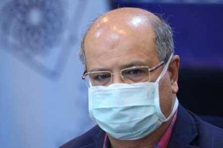 تهران با کرونای هندی در پیک پنجم واقع شده است ، افزایش بستری شدگان کووید 19